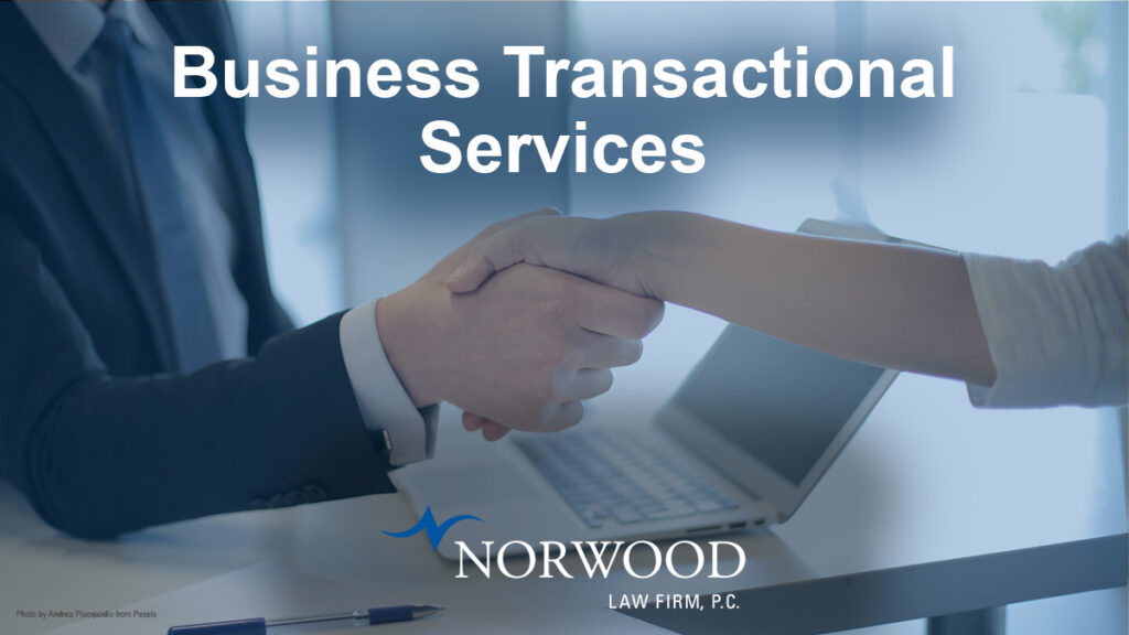 Business Transactional Services